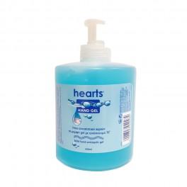 ΑΝΤΙΣΗΠΤΙΚΟ ΧΕΡΙΩΝ Hearts Hand Gel 500ml.
